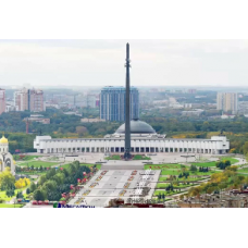Поклонная гора: Центральный музей Великой Отечественной войны, бункер Сталина