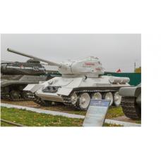 Парк «Патриот»: музеи военной техники, партизанская деревня
